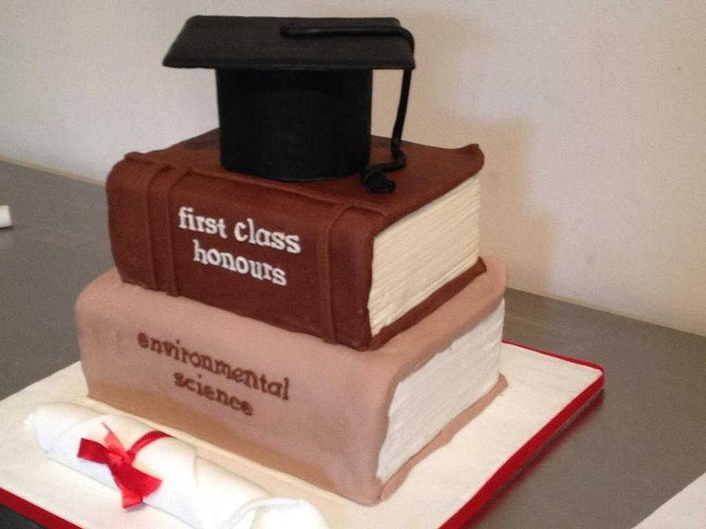 Graduation by Lisa