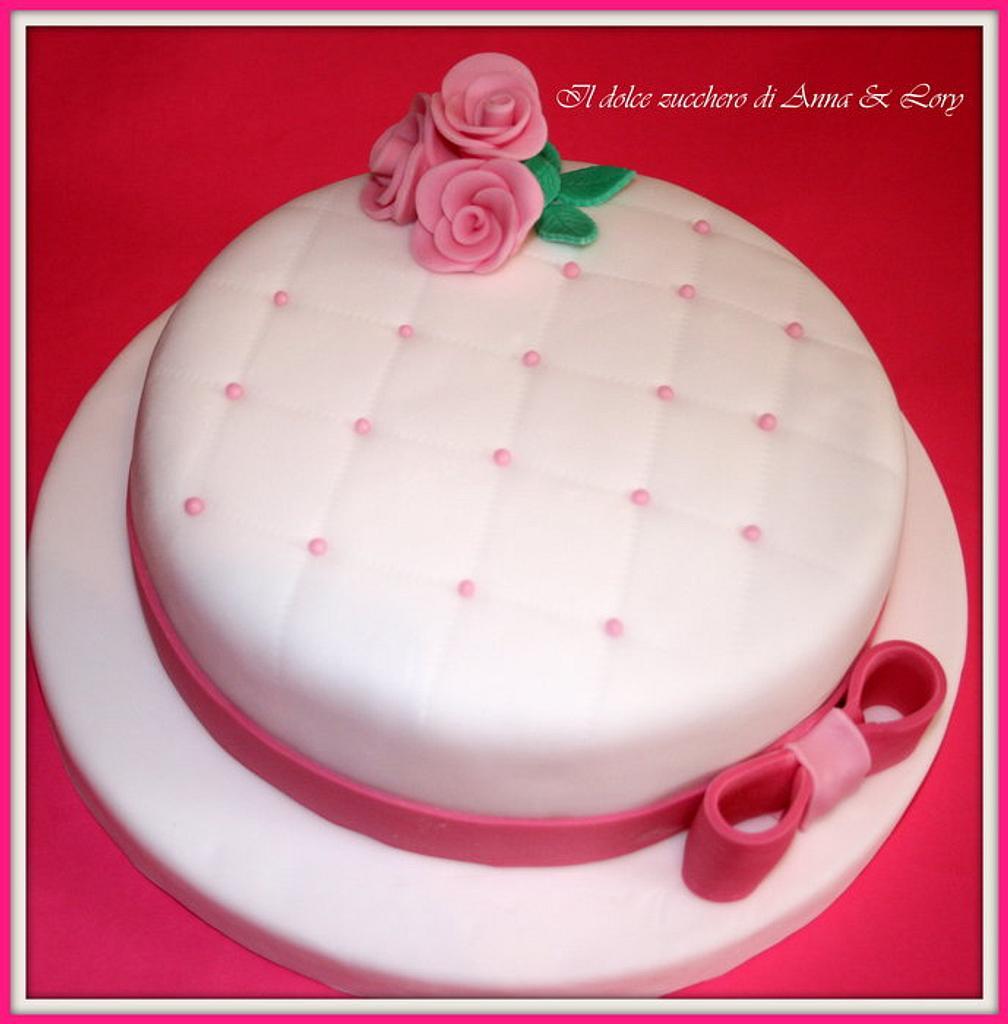 Happy romantic birthday ! by Il dolce zucchero di Anna & Lory