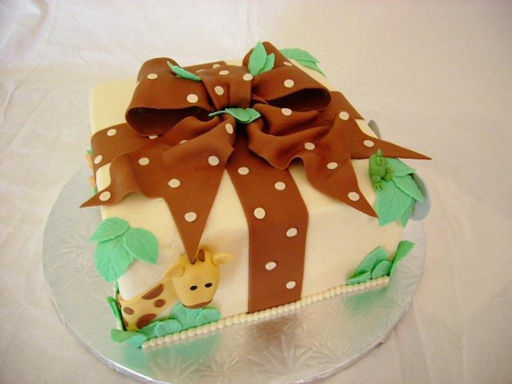 Jungle Baby Shower by Sweet Compositions