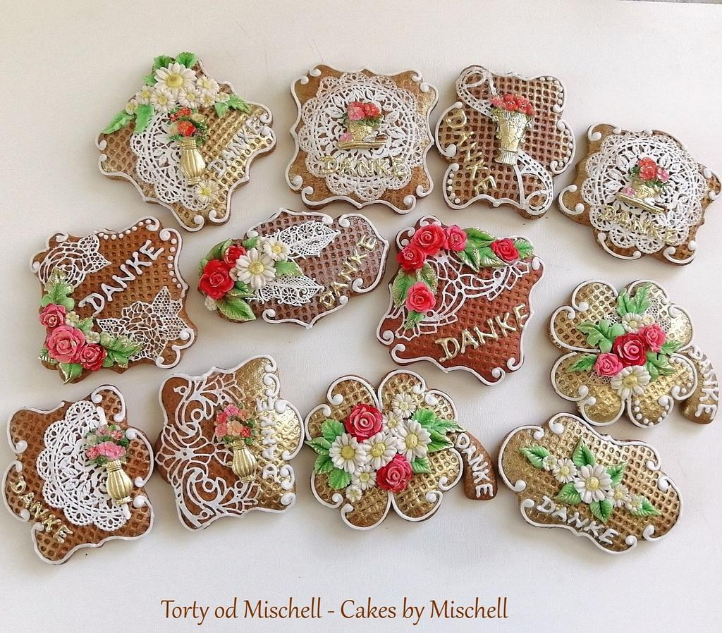 Gingerbread by Mischell