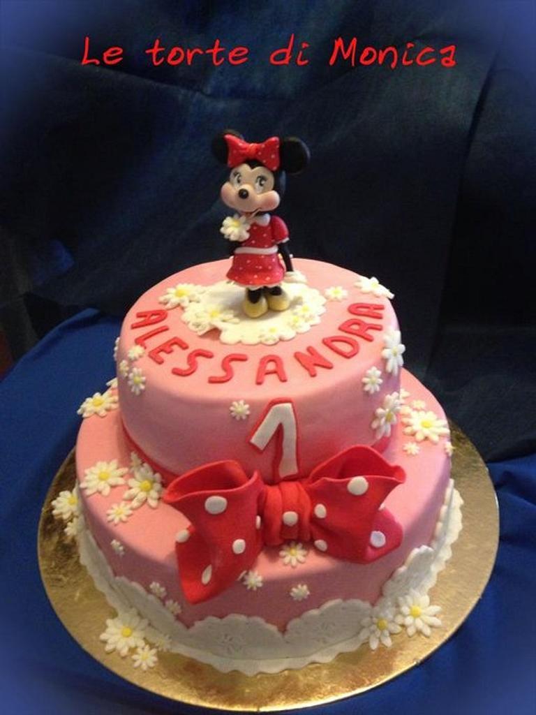 Minnie by Monica Vollaro