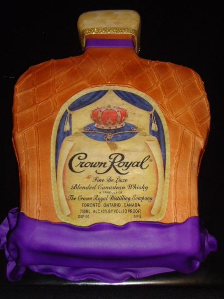 Crown Royal by Kim Leatherwood