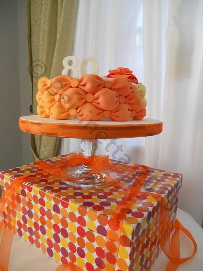80th Birthday by Berlinetta