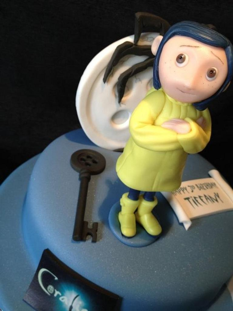 Coraline  by Symphony in Sugar