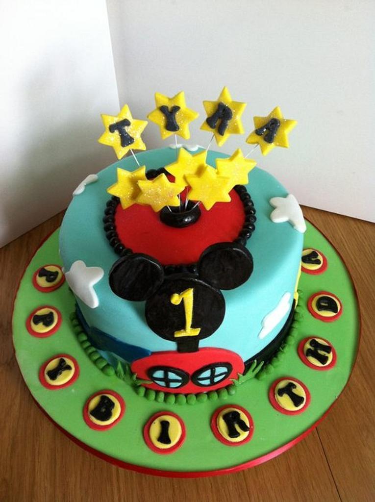 Micky Mouse by Amanda