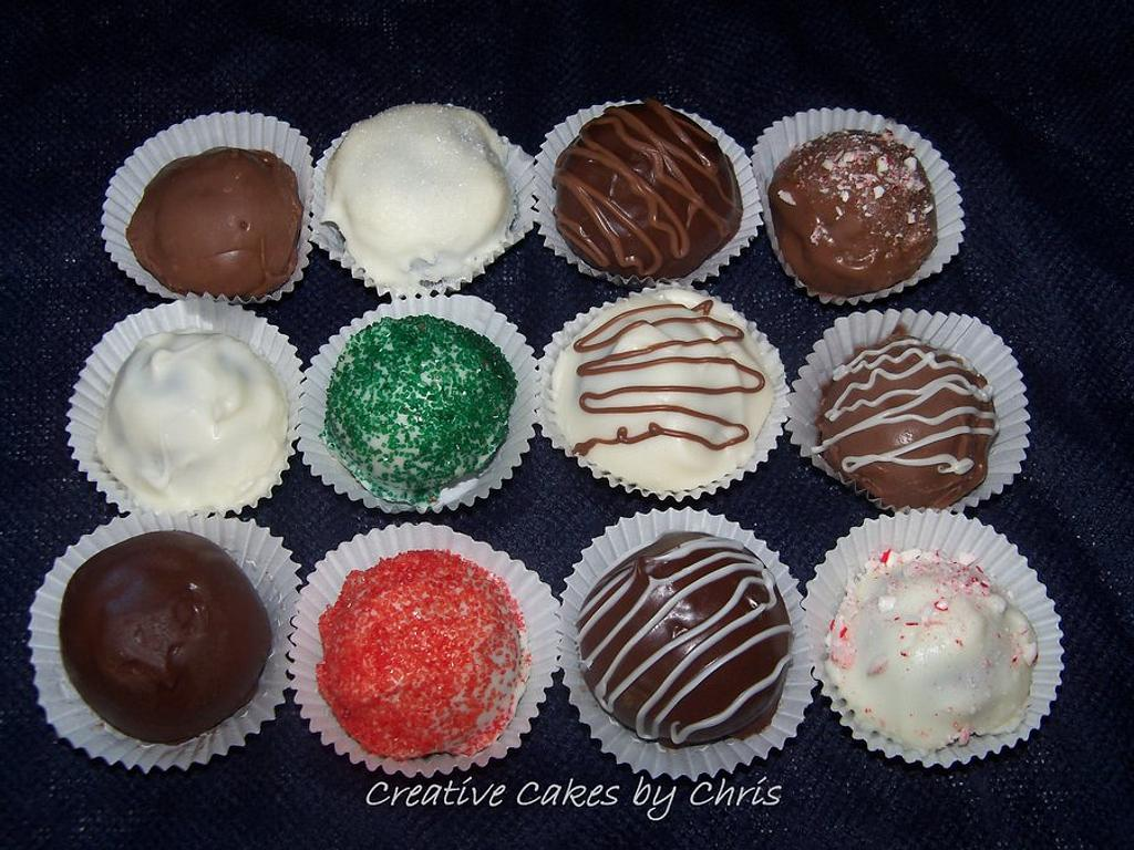 Cake Balls by Creative Cakes by Chris