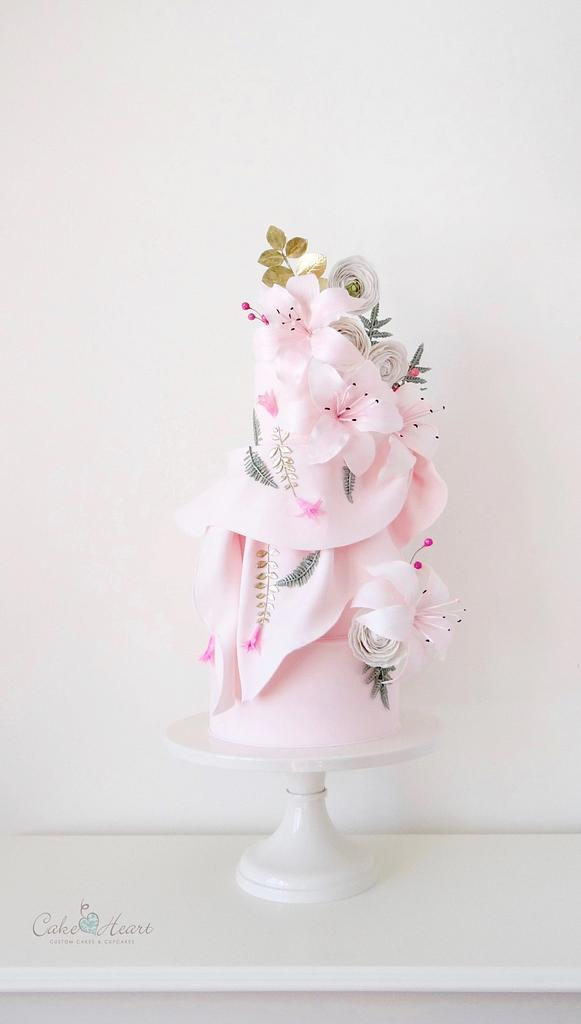 Floral Couture by Cake Heart