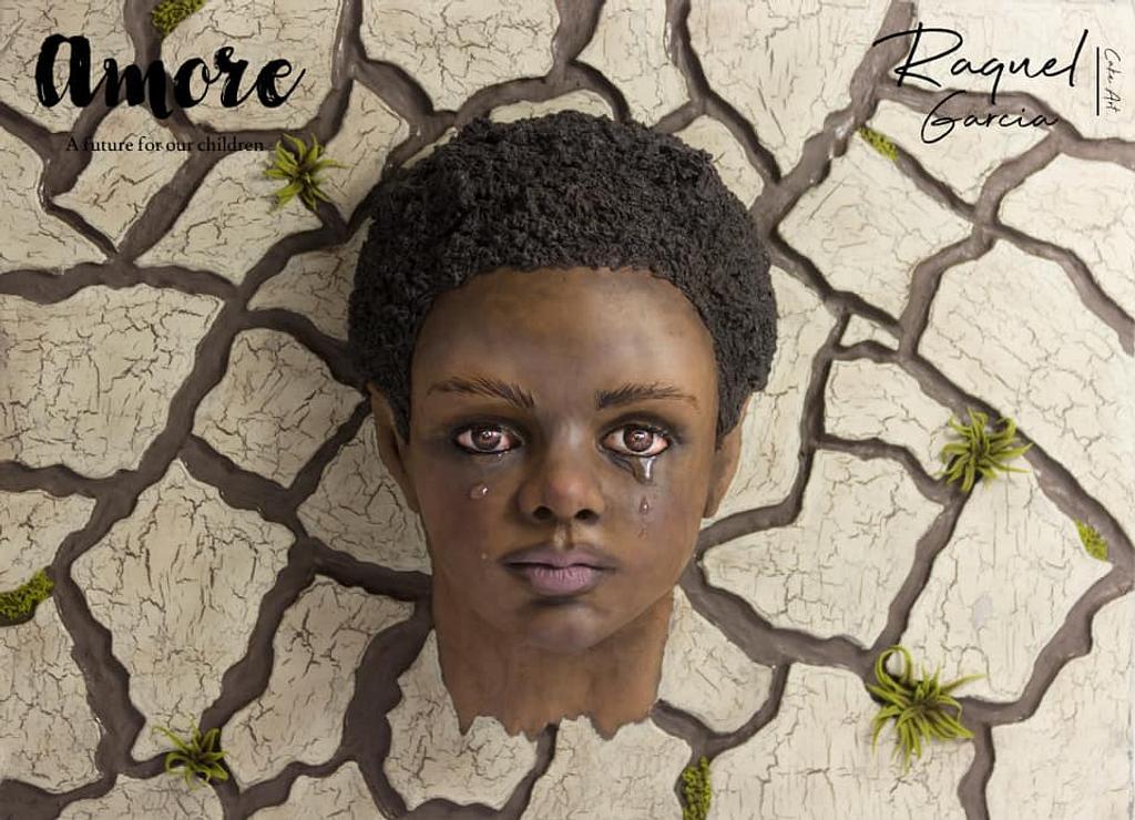 EKON (Amore- a future for our children collaboration) by Raquel García