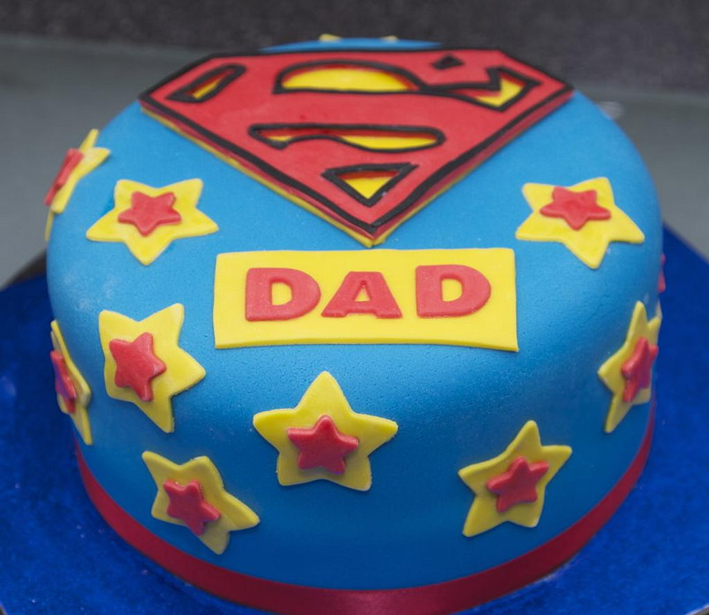 Father's Day cake by Kelly
