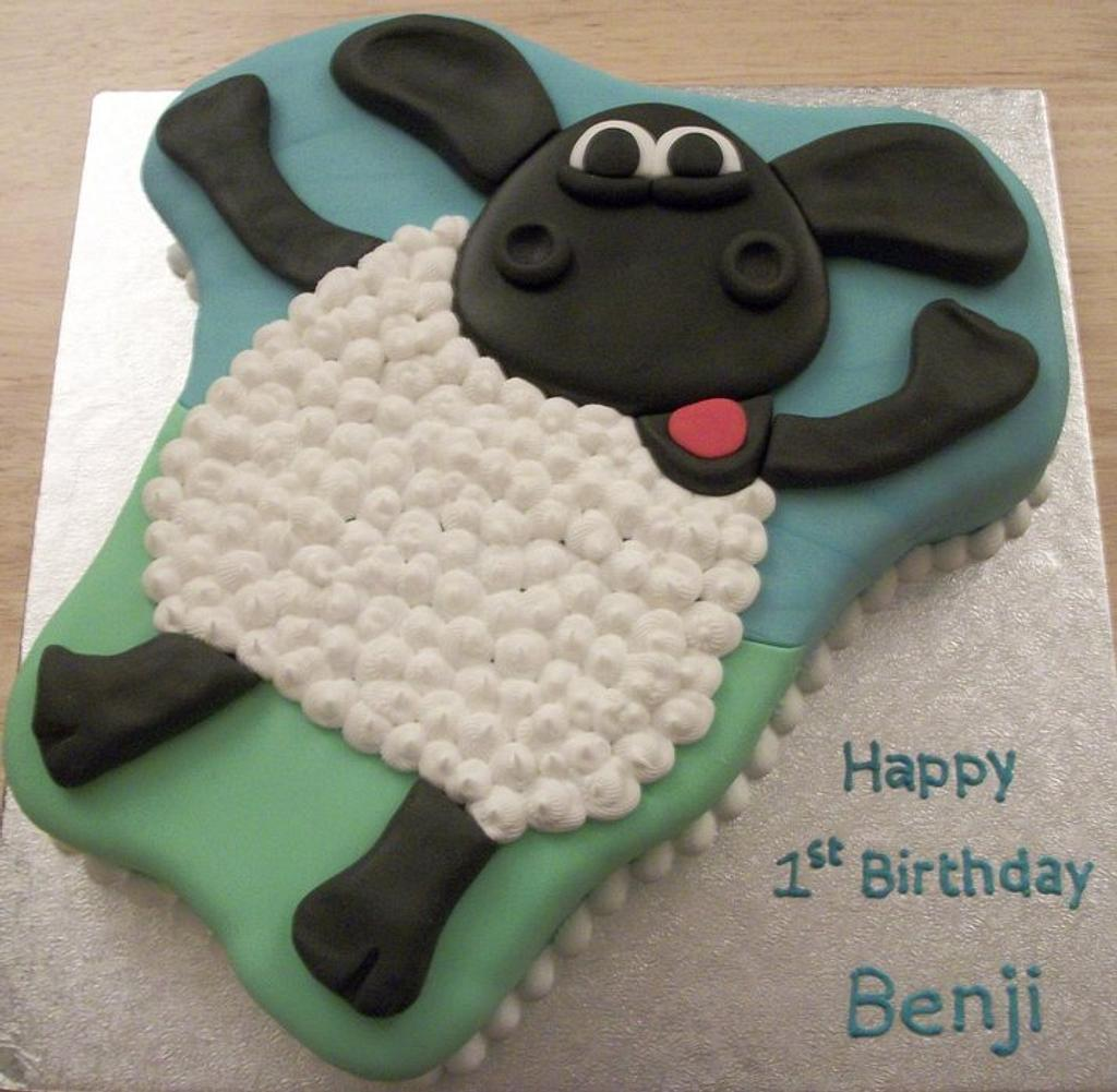 Timmy Time! by Sandra's cakes