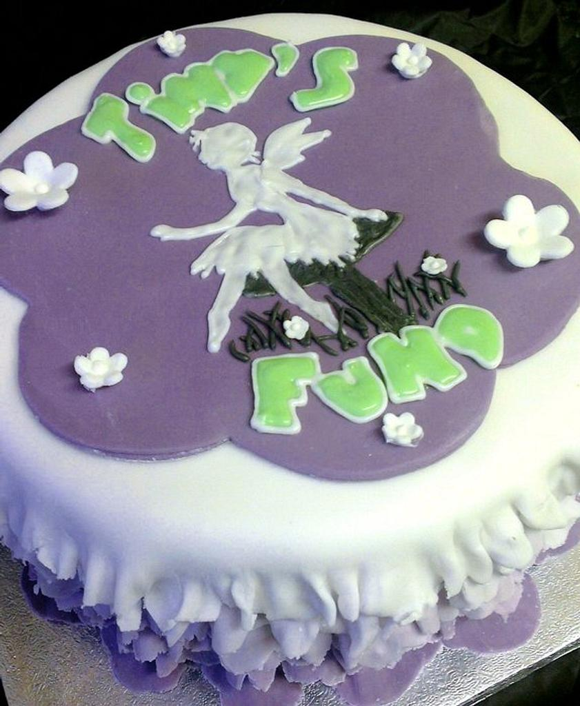 Charity Cake for Tiny's Fund by Jade