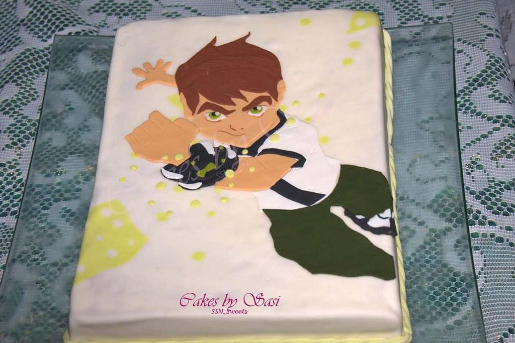 Ben 10 Cake by CakesbySasi