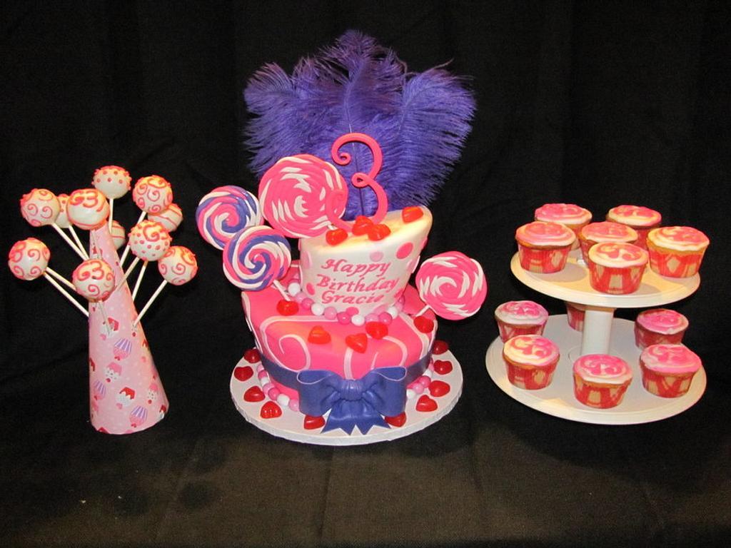 Sweet Shoppe Birthday Party by Jennifer Watson
