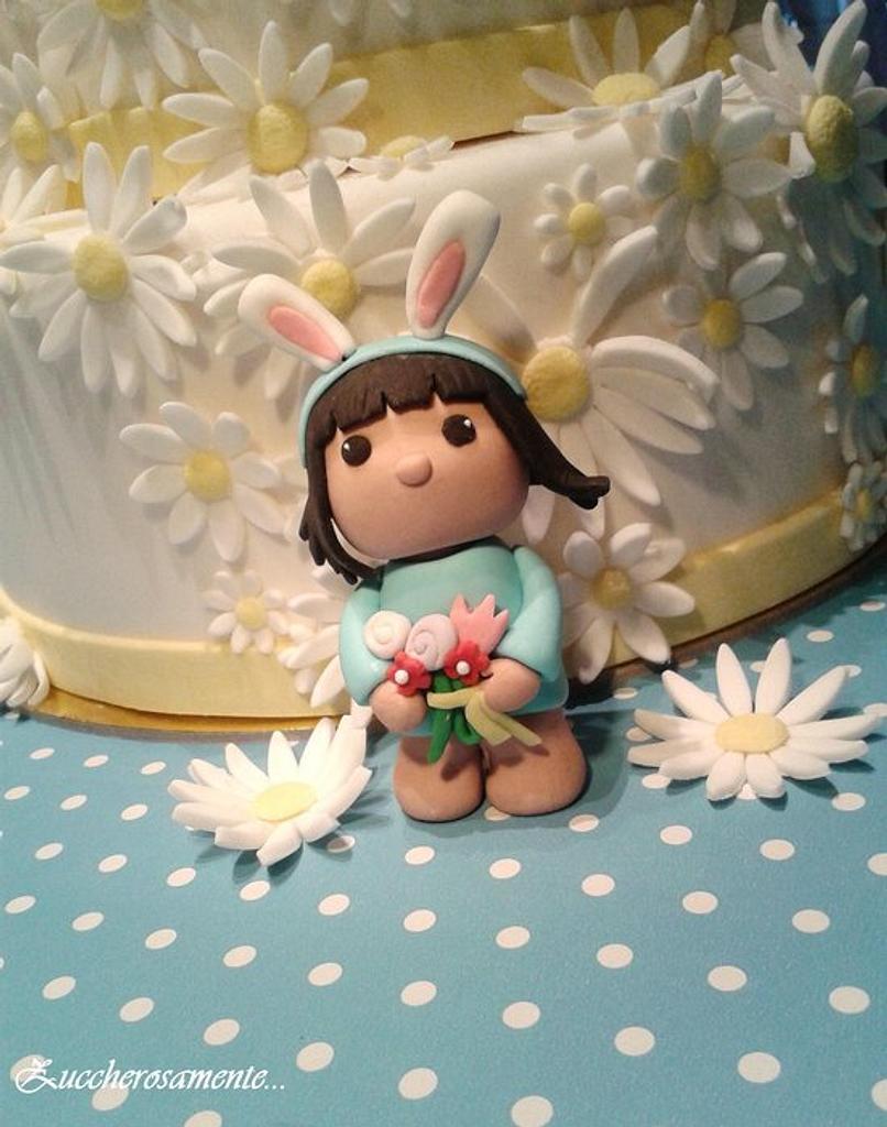 Bunny girl by Silvia Tartari