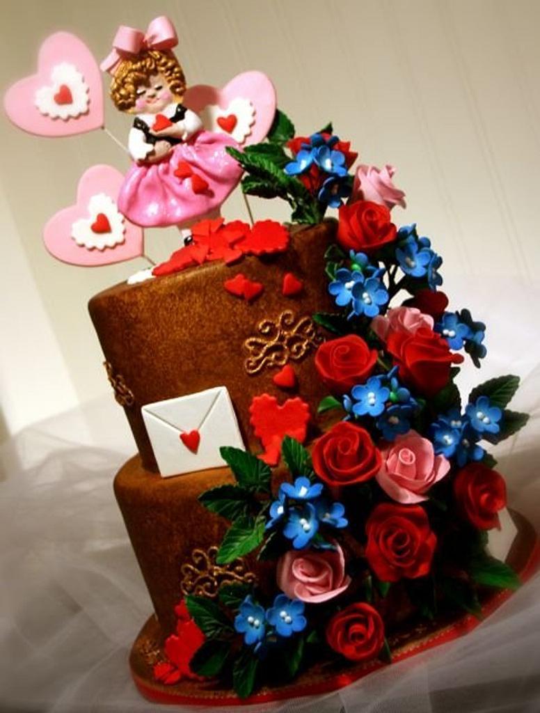Vintage Valentine by Stacy Lint