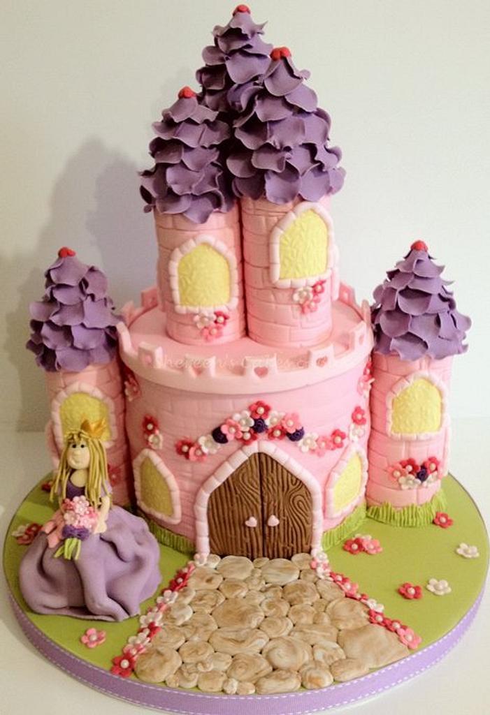 Princess Castle by Shereen