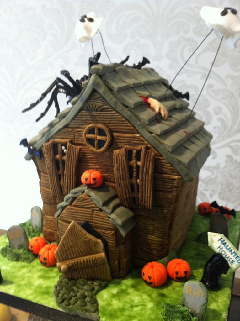 Haunted House by Nina Stokes