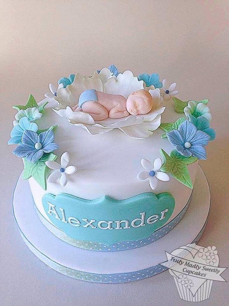 Little Boy Blue by Truly Madly Sweetly Cupcakes