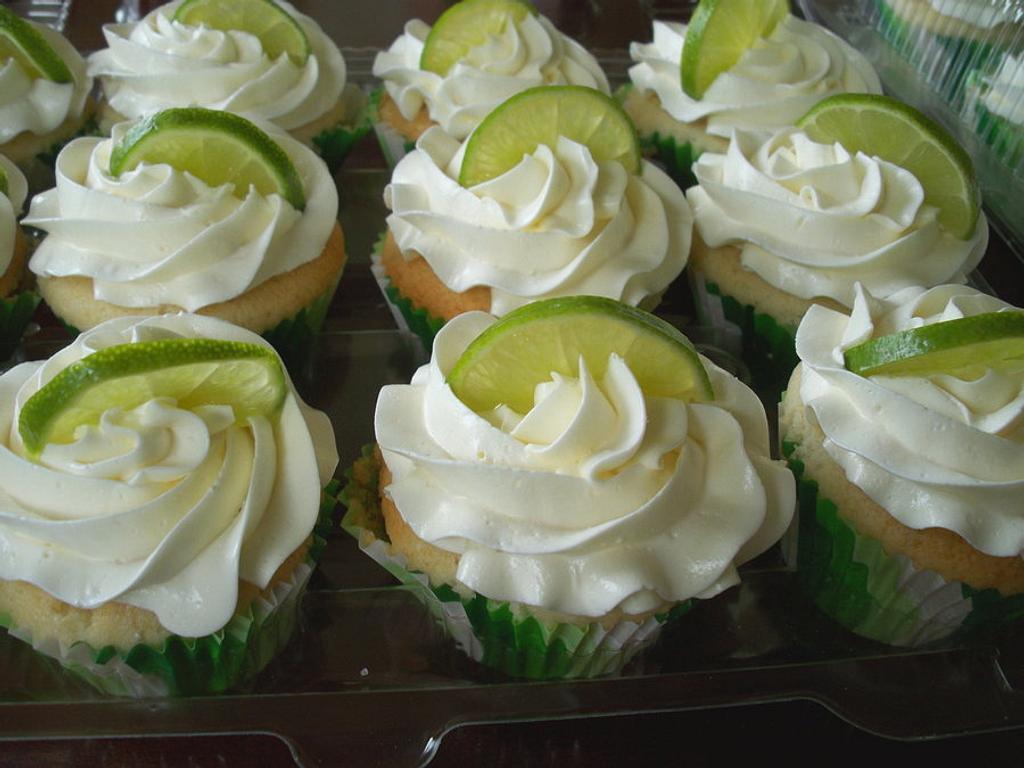 Margarita cupcakes by Shani's Sweet Creations