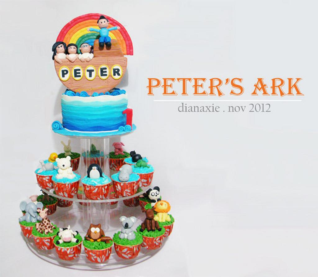Peter's Ark by Diana