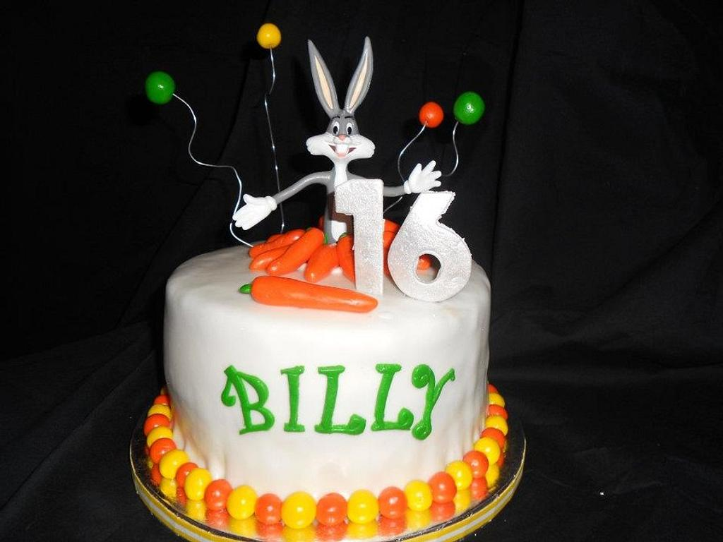 Bugs Bunny by Cakes by Kate