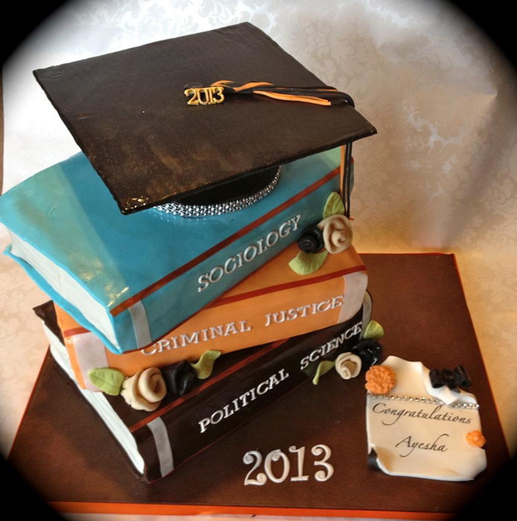 Graduation  by Heidi