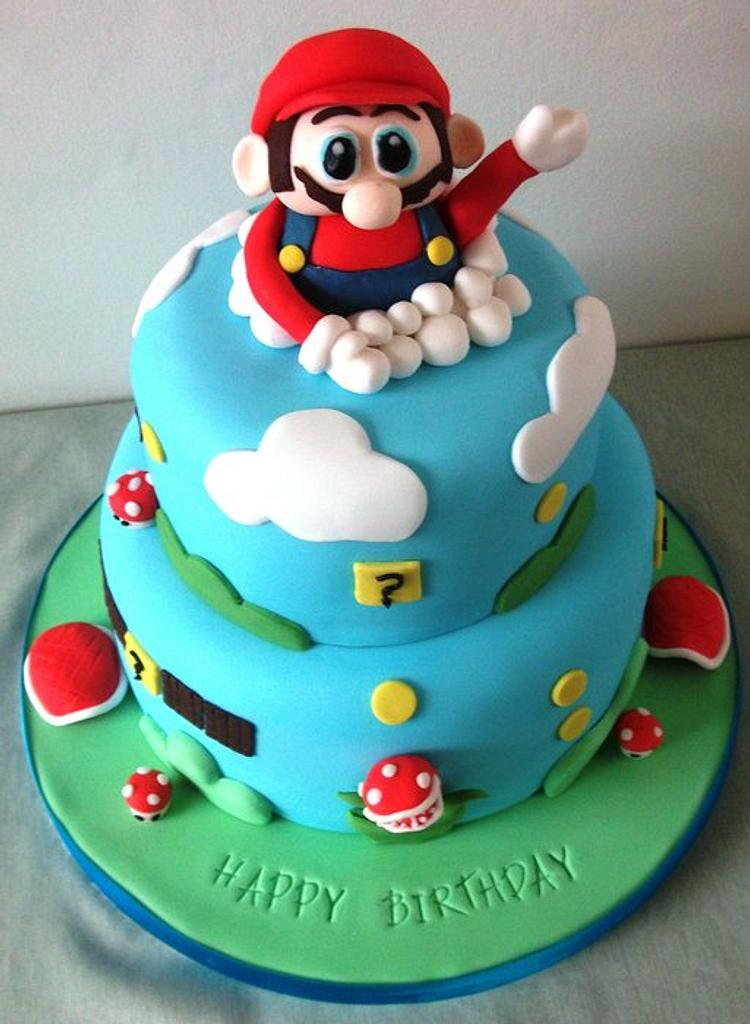 Super Mario  by muffintops