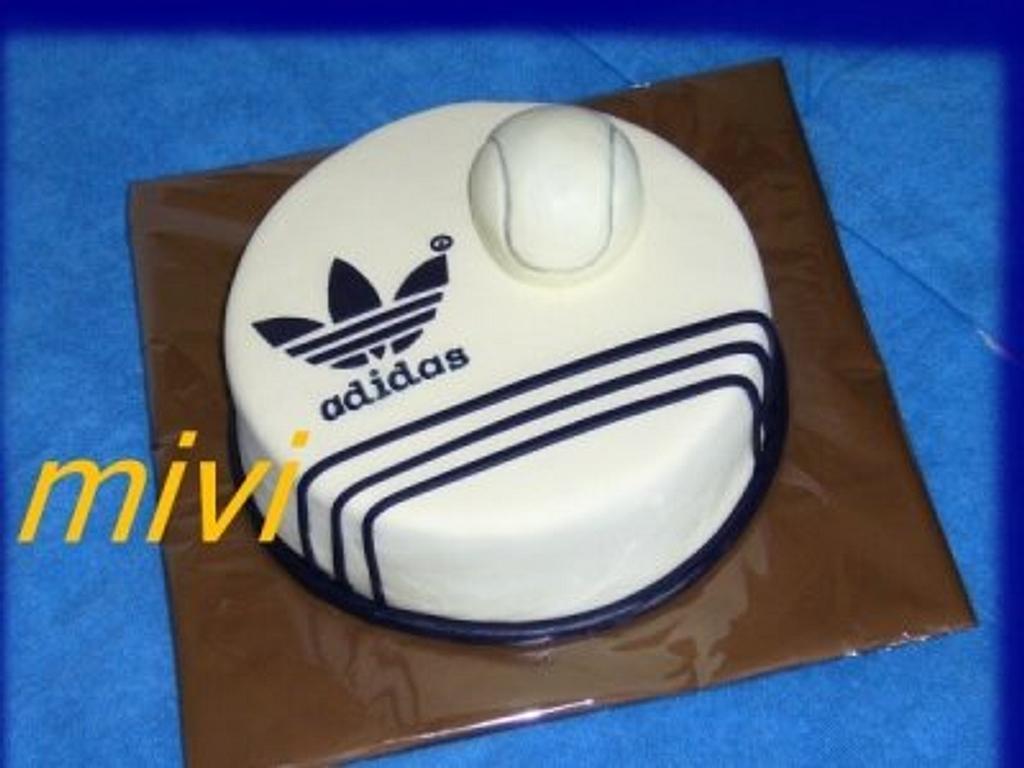 sports cake by mivi
