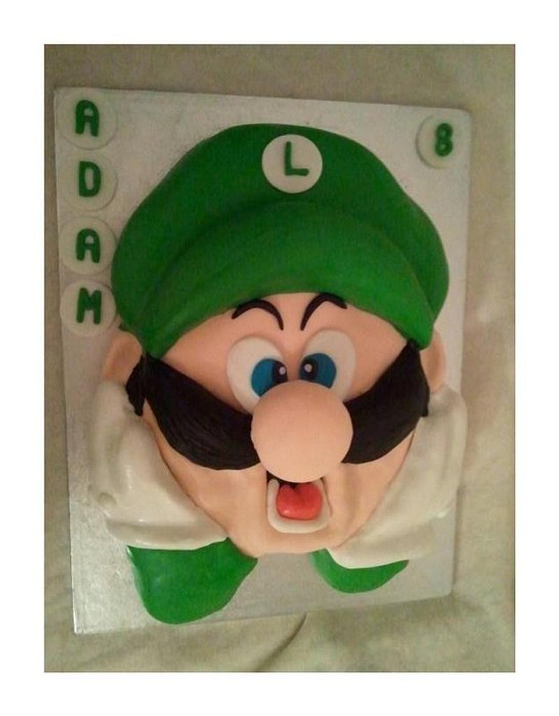 Luigi by ldarby