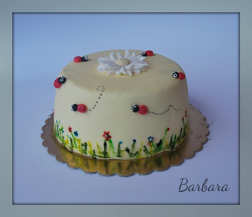 Happy Easter by Barbara Casula