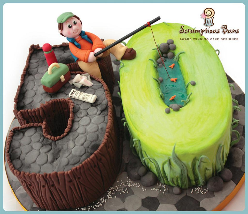The Big 50... Gone Fishing! by Scrumptious Buns