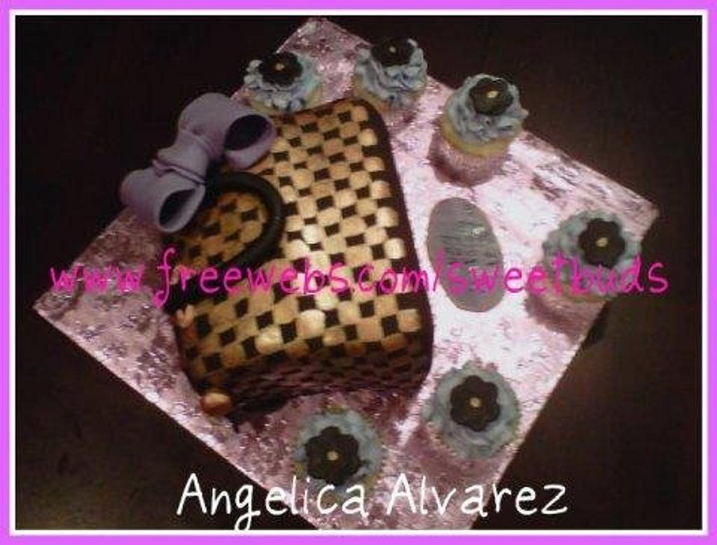 LV purse by Angelica