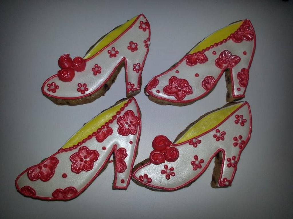 Shoes by Norma Angelica Garcia