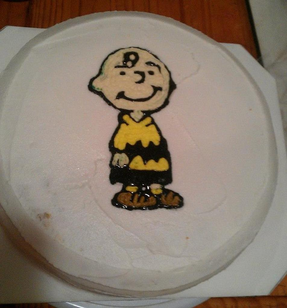Charlie Brown by sevenheavenlysweets