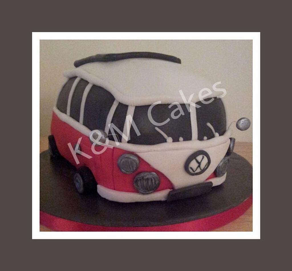 CAMPER VAN by K&M Cakes
