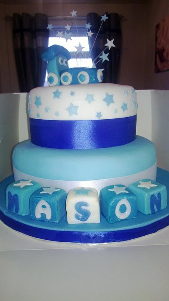 naming day cake by maggie thompson