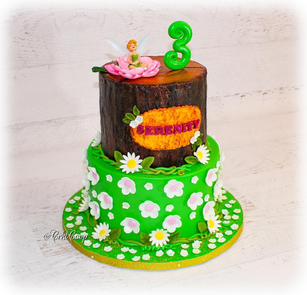 Miss Serenity's 3rd Birthday by CrktCoop