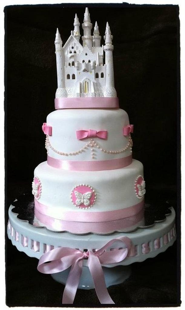 princess cake by Megan Cazarez