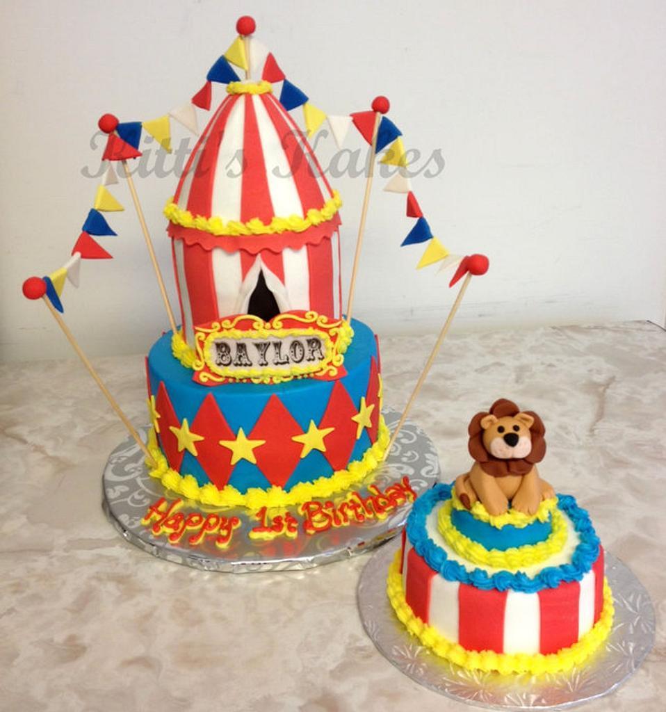 Circus by Kitti Lightfoot