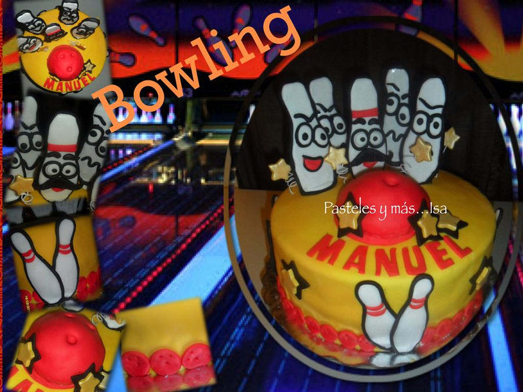 BOWLING by Pastelesymás Isa