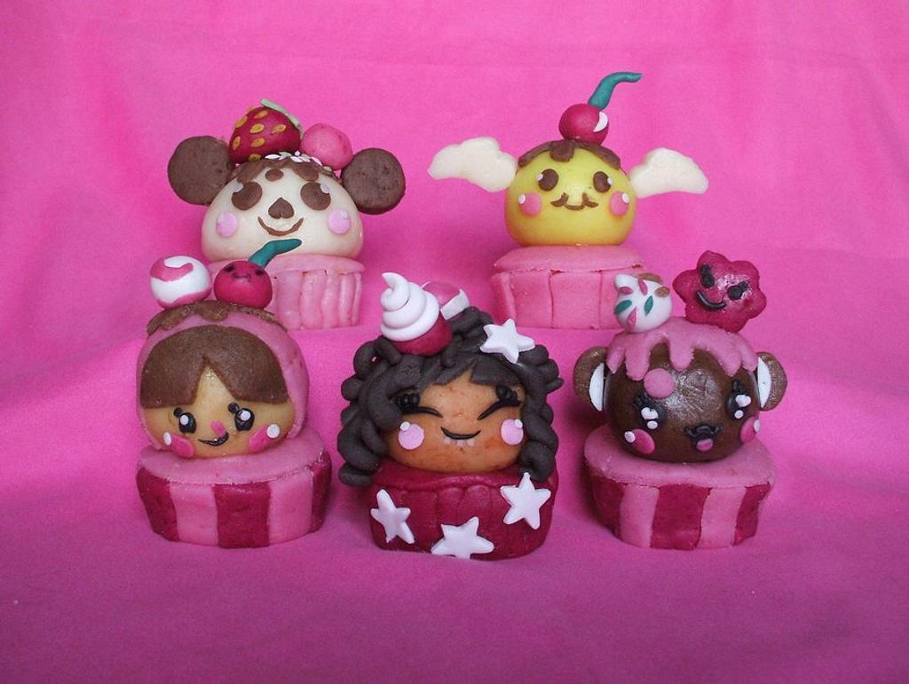 Charuca's Cupcakes by Le Cupcakes della Marina