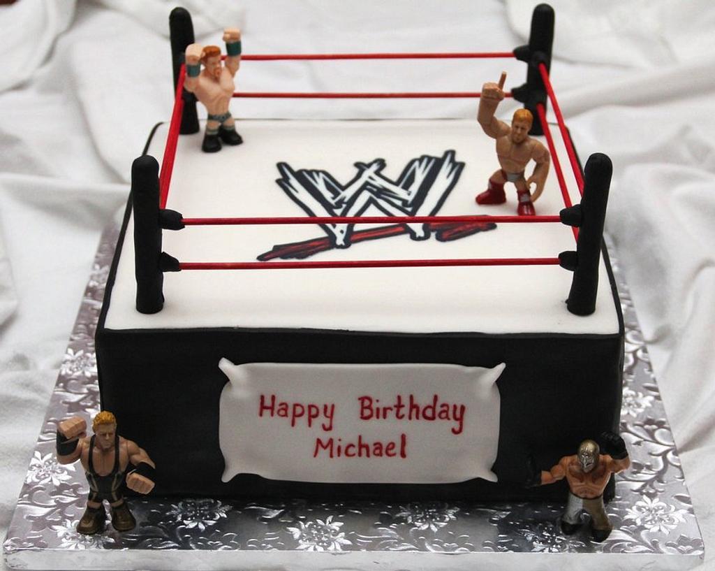 Michael's 8th Birthday by SweetdesignsbyJesica