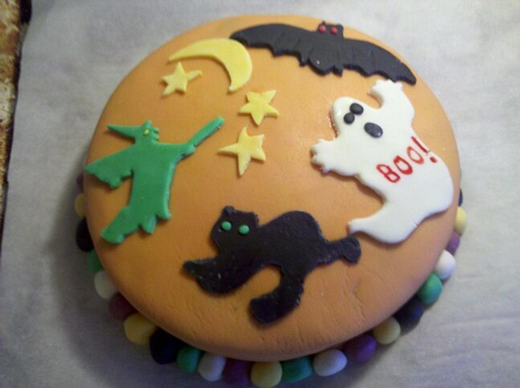 Halloween 2010 by June