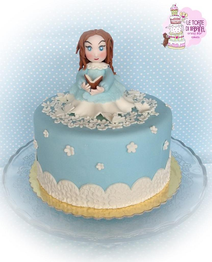 A flowering first Communion by Le torte di Sabrina - crazy for cakes