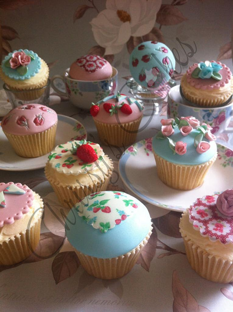Cath Kidston Inspired Collection  by Chrissy Faulds