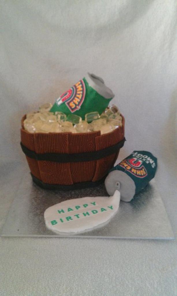 John smiths beer cake by Treat Sensation