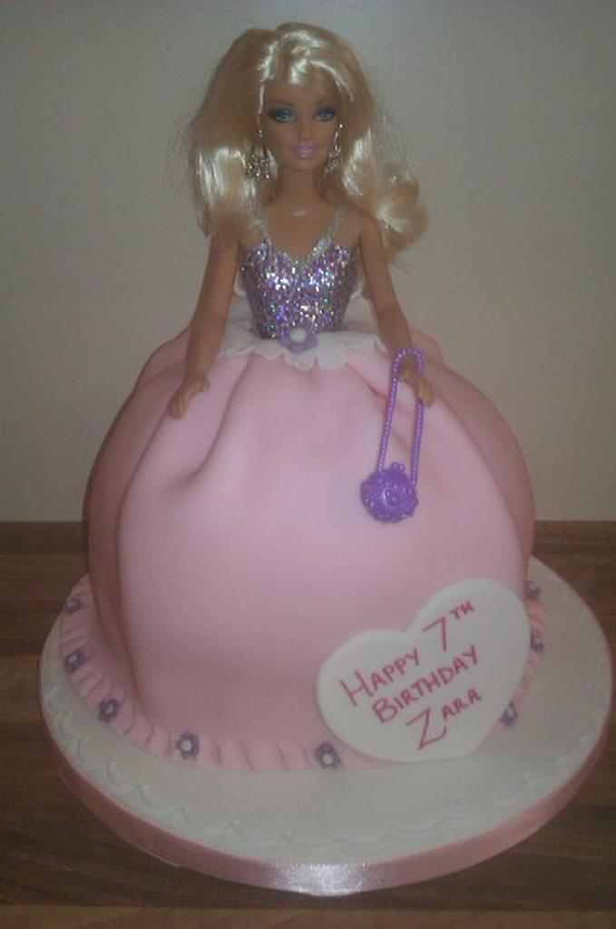 princess Barbie by suzanne Mailey