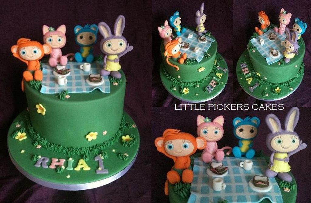 WAYBULOOOOOOO! by little pickers cakes