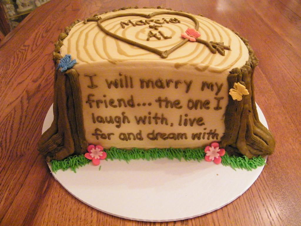 Today I Marry My Friend by Judy Remaly