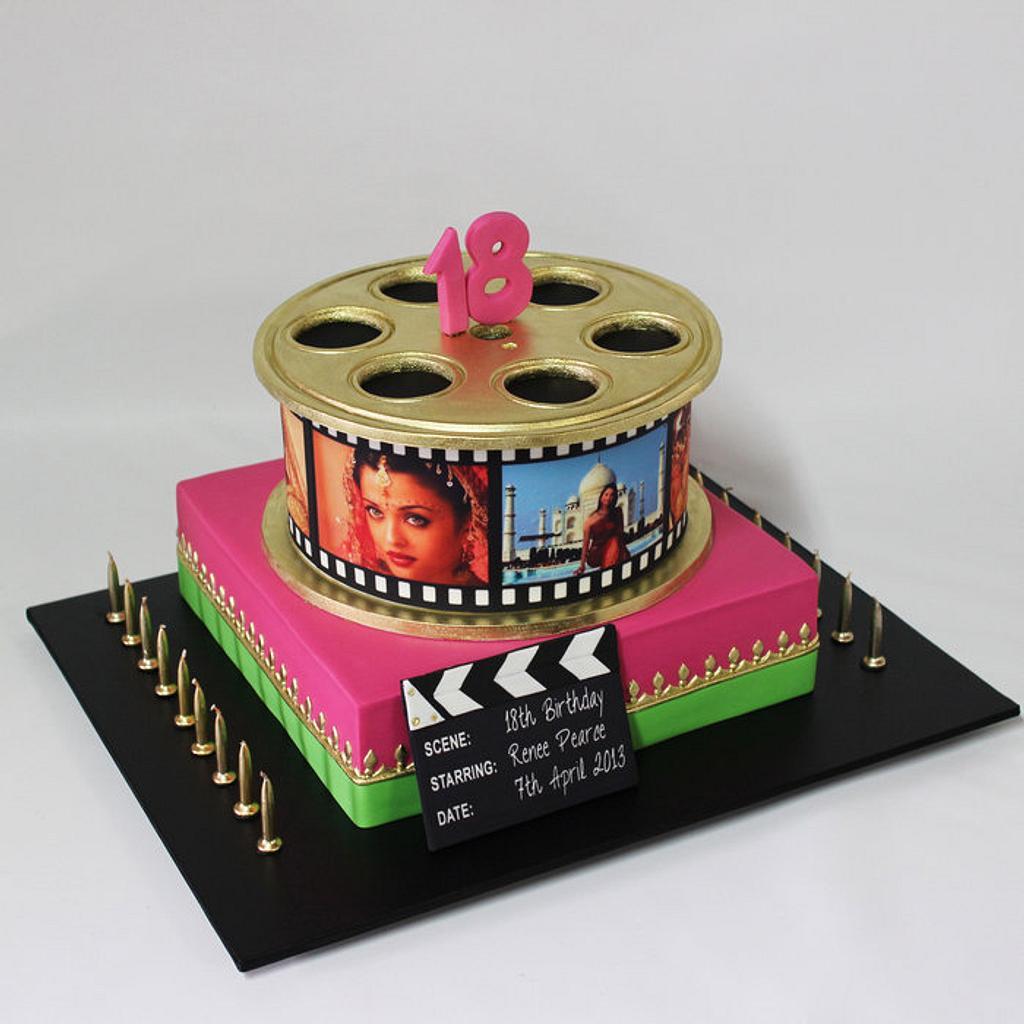 Bollywood Cake by Jayne Baratta